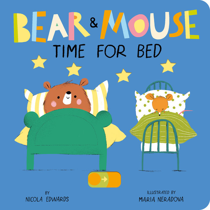 Bear and Mouse: Time For Bed