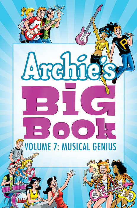 Archie's Big Book Vol. 7