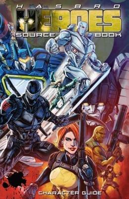 Hasbro Heroes Sourcebook