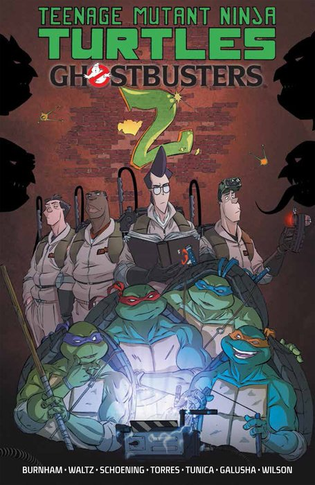 Teenage Mutant Ninja Turtles/Ghostbusters, Vol. 2