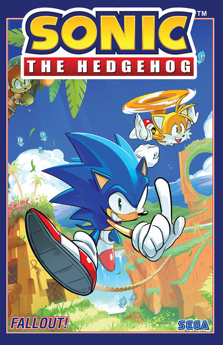 Sonic The Hedgehog, Vol. 1: Fallout!