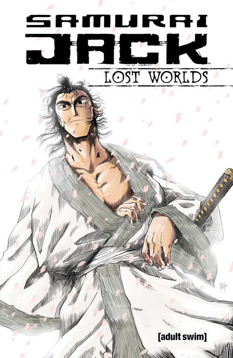 Samurai Jack: Lost Worlds