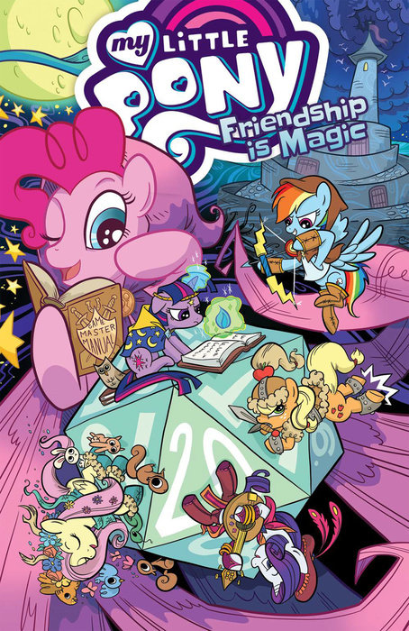 My Little Pony: Friendship is Magic Volume 18