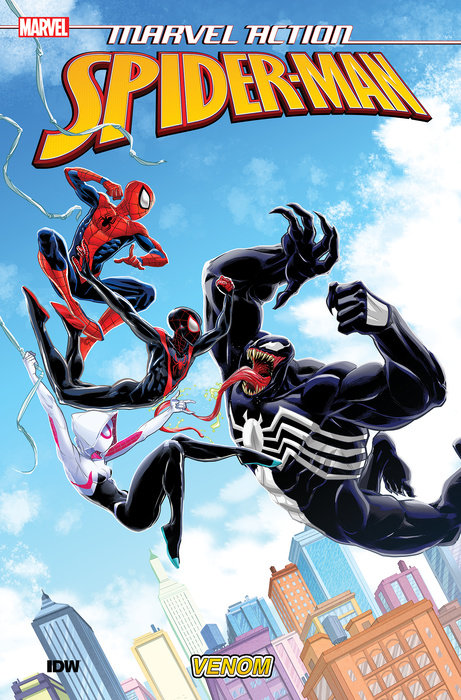 Marvel Action: Spider-Man: Venom (Book Four)