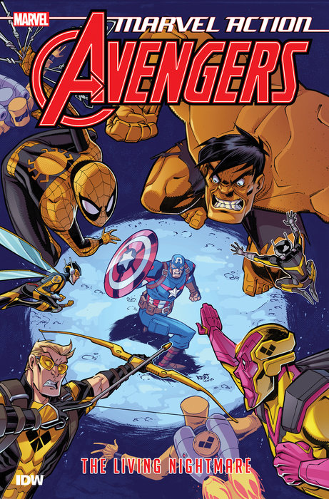 Marvel Action: Avengers: The Living Nightmare (Book Four)
