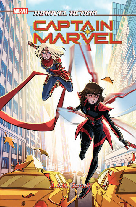 Marvel Action: Captain Marvel: A.I.M. Small (Book Two)