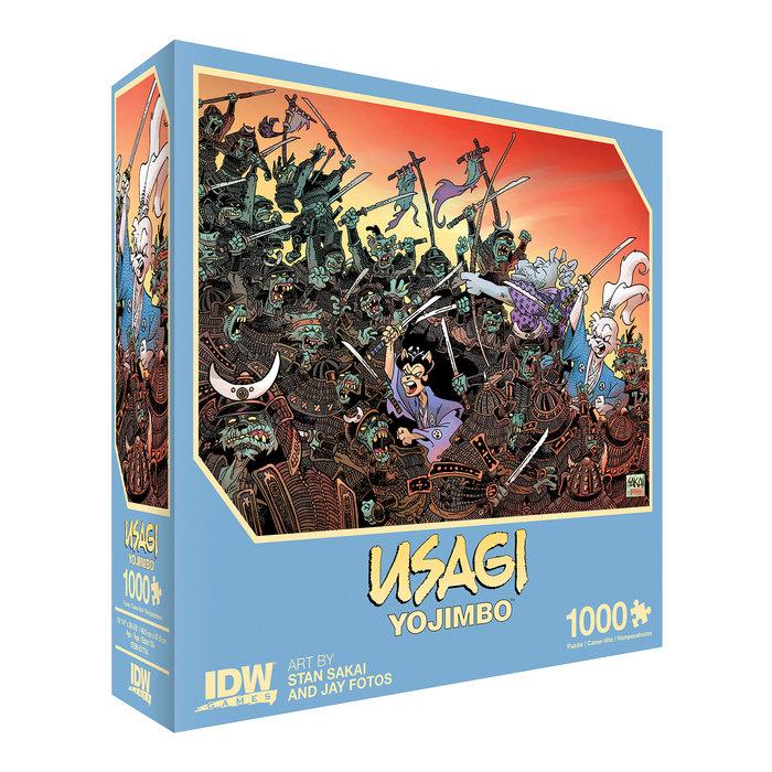 Usagi Yojimbo: Traitors of the Earth Premium Puzzle (1000-pc)