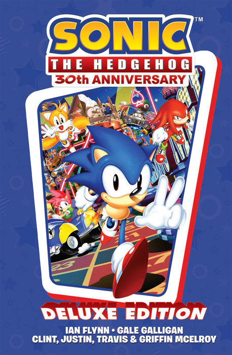 Sonic the Hedgehog 30th Anniversary Celebration: The Deluxe Edition