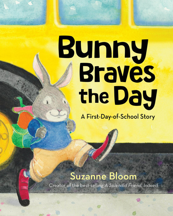 Bunny Braves the Day