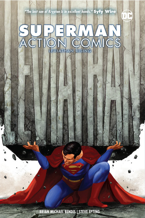 Superman: Action Comics Vol. 2: Leviathan Rising