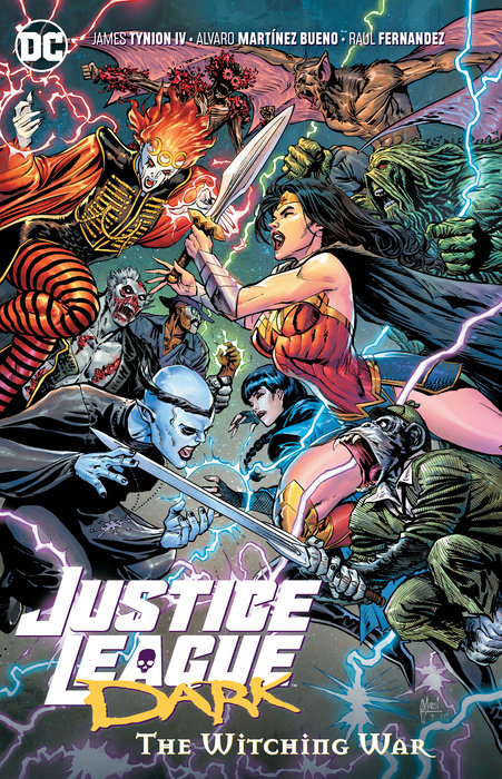 Justice League Dark Vol. 3: The Witching War