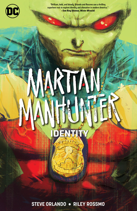 Martian Manhunter: Identity