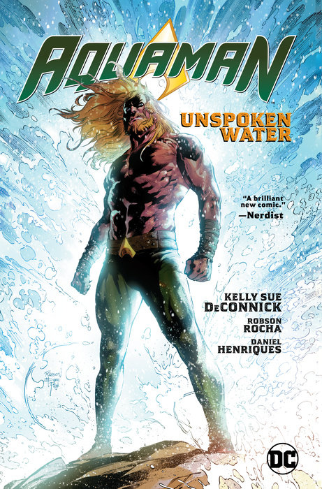 Aquaman Vol. 1: Unspoken Water