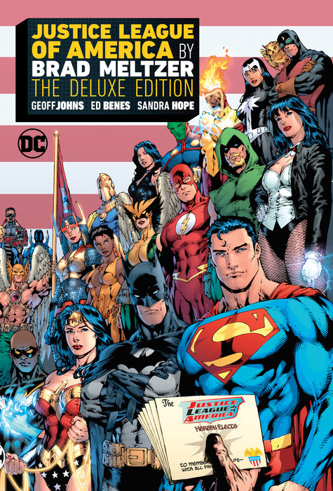 Justice League of America by Brad Meltzer: The Deluxe Edition