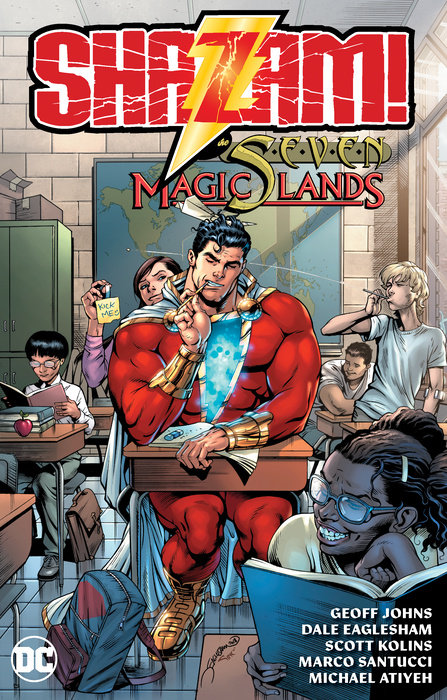 Shazam And The Seven Magic Lands
