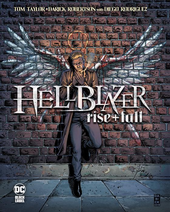 John Constantine, Hellblazer: Rise and Fall