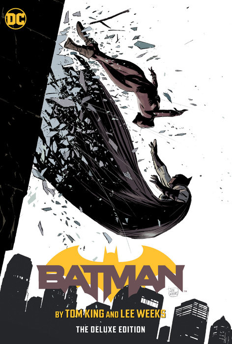 Batman by Tom King & Lee Weeks: The Deluxe Edition