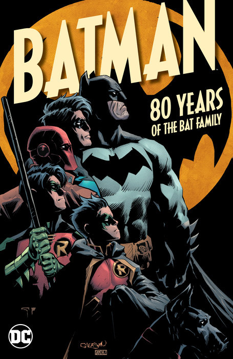 Batman Family 80th Anniversary Collection