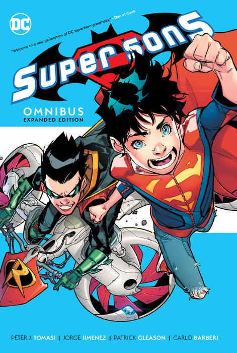 Super Sons Omnibus Expanded Edition