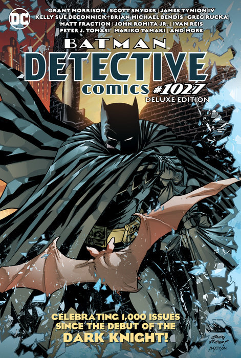 Batman: Detective Comics #1027 Deluxe Edition
