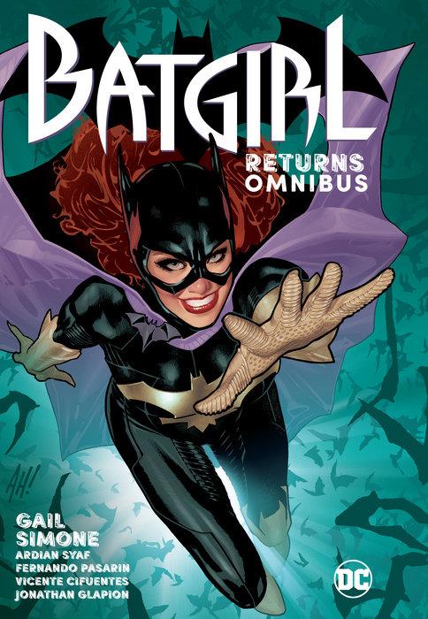 Batgirl: The New 52 Omnibus