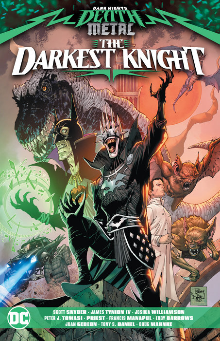 Dark Nights: Death Metal: The Darkest Knight