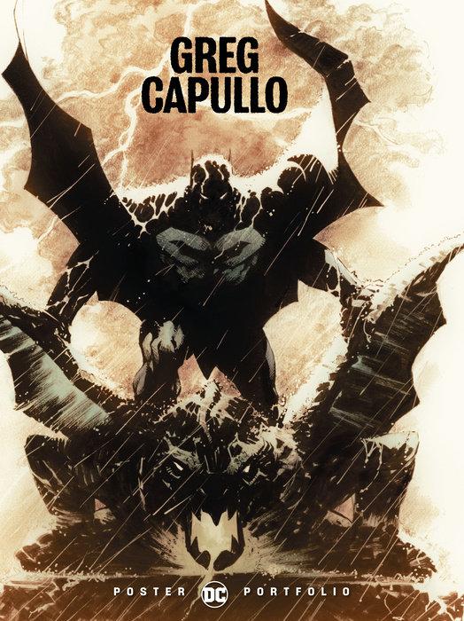 DC Poster Portfolio: Greg Capullo