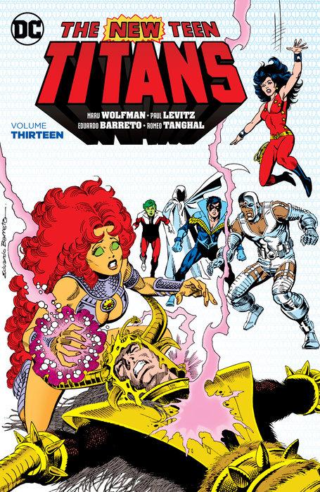 New Teen Titans Vol. 13
