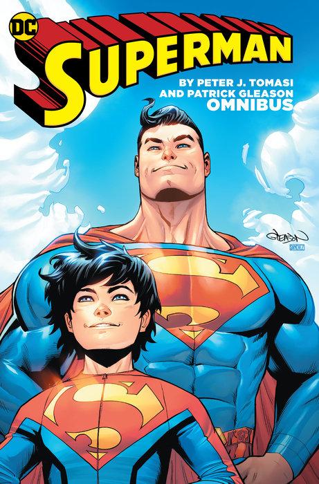 Superman by Peter J. Tomasi & Patrick Gleason Omnibus