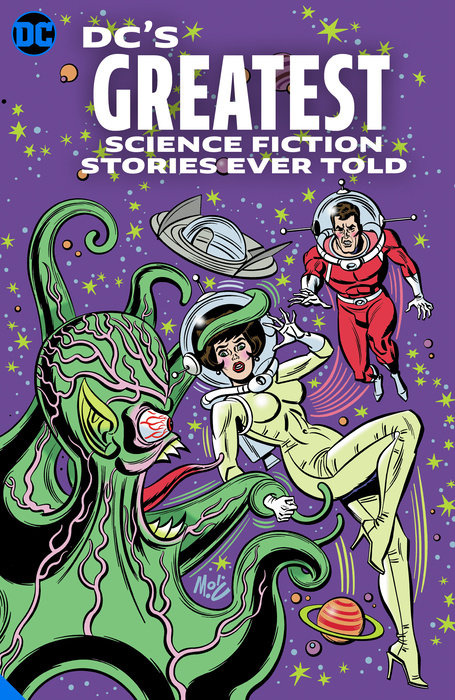 DC's Greatest Science Fiction Stories Ever Told