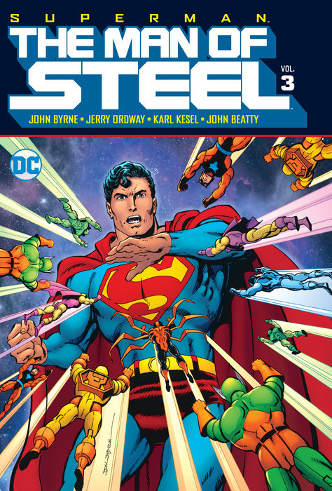 Superman: The Man of Steel Vol. 3