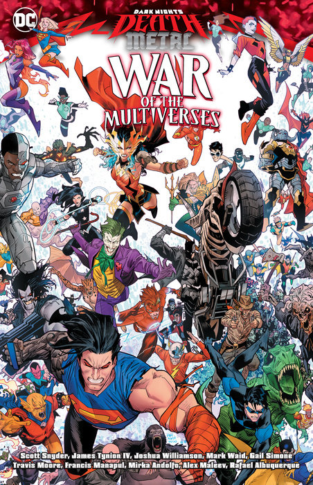 Dark Nights: Death Metal: War of the Multiverses