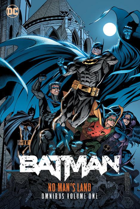 Batman: No Man's Land Omnibus Vol. 1