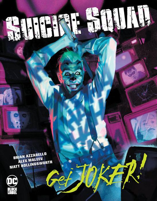 Suicide Squad: Get Joker!
