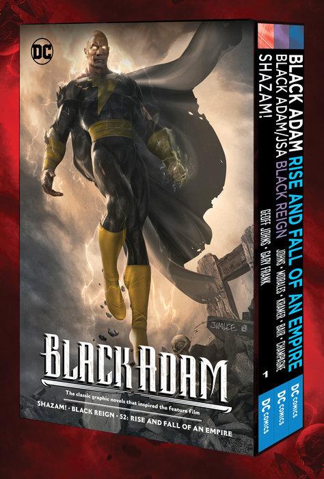 Black Adam Box Set