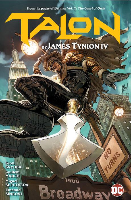 Talon by James Tynion IV