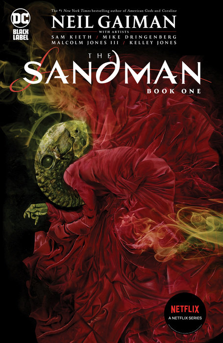 Sandman Vol. 1: Preludes and Nocturnes (mass market edition)
