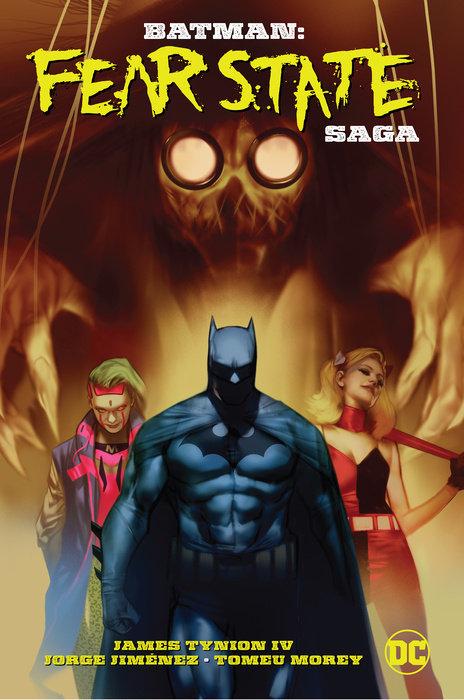 Batman: Fear State Saga