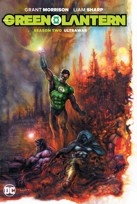 The Green Lantern Season Two Vol. 2: Ultrawar