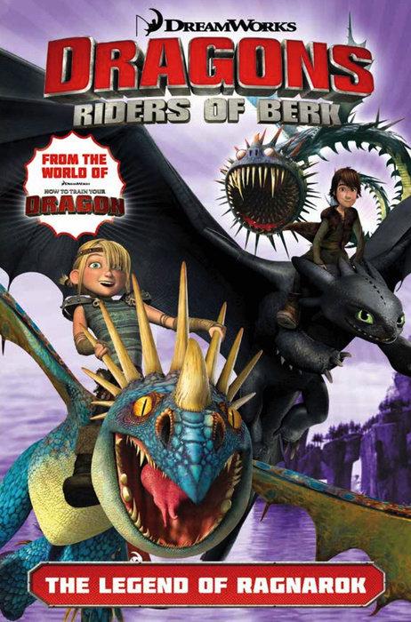 Dragons Riders of Berk: The Legend of Ragnarok