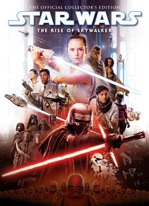 Star Wars: The Rise of Skywalker The Official Collector's Edition Book