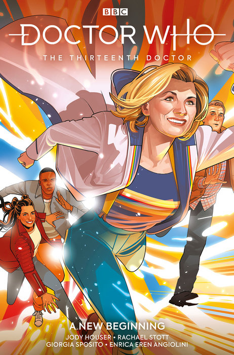Doctor Who: The Thirteenth Doctor Vol. 1: New Beginnings