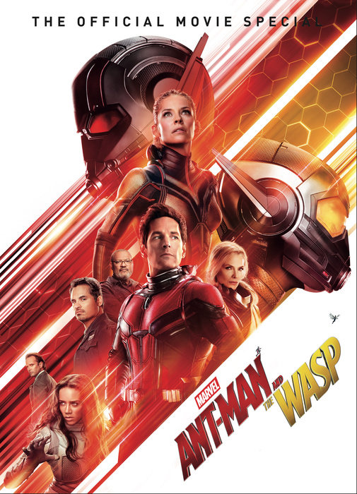 Ant-man and The Wasp - The Official Movie Special Book