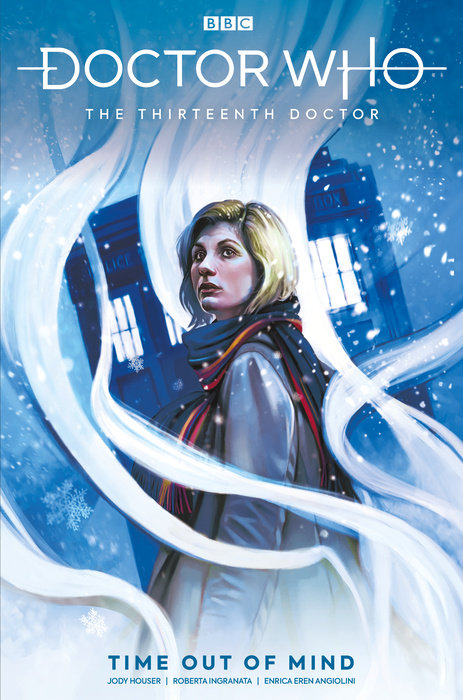 Doctor Who: The Thirteenth Doctor: Time Out of Mind