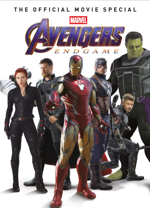 Avengers: Endgame - The Official Movie Special Book