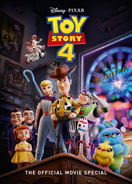 Toy Story 4: The Official Movie Special