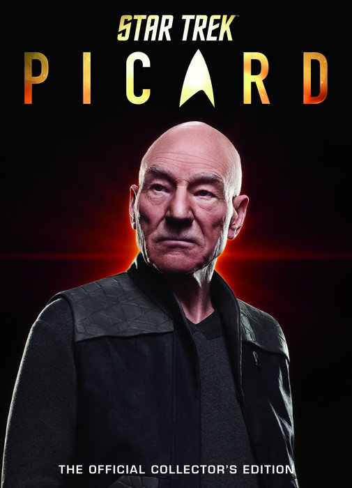 Star Trek: Picard Official Collector's Edition Book