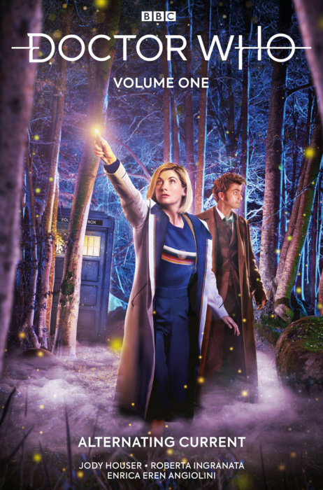Doctor Who Vol. 1: Alternating Current