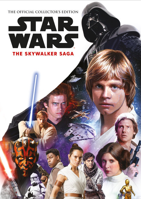Star Wars: Episodes 1-9 Special Edition Book