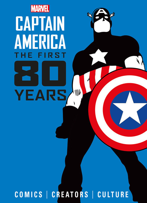 Marvel's Captain America: The First 80 Years
